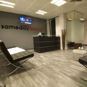 Sameday Doctor Surgery Fit Out