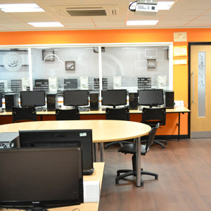 Maricourt High School I.T. Suite