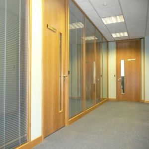 Jacobs Bailiffs Office Partitions