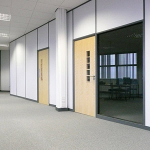 Meyer Prestige Office Partitions