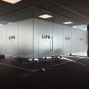 Life Mobile Glass Office
