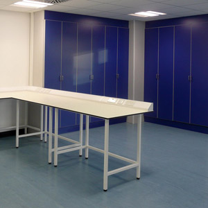 The Doctors Laboratory Lab fit Out