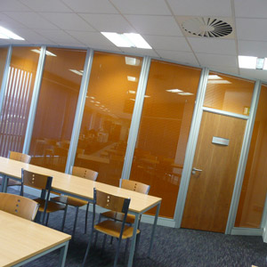 The Contact Company Office Partitioning