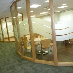 Rullion Timber Partitions
