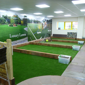 Elite Lawns Showroom