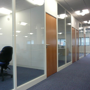 Camp Solicitors Office Partitions