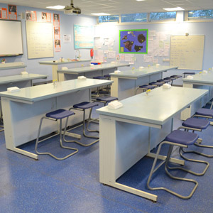 Maricourt High School Chemistry Lab Fit Out